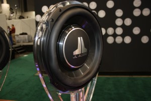 JL Audio TW3, new shallow mount sub revealed at CES 2012