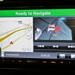 Kenwood Excelon DNX9990HD Split View Navigation