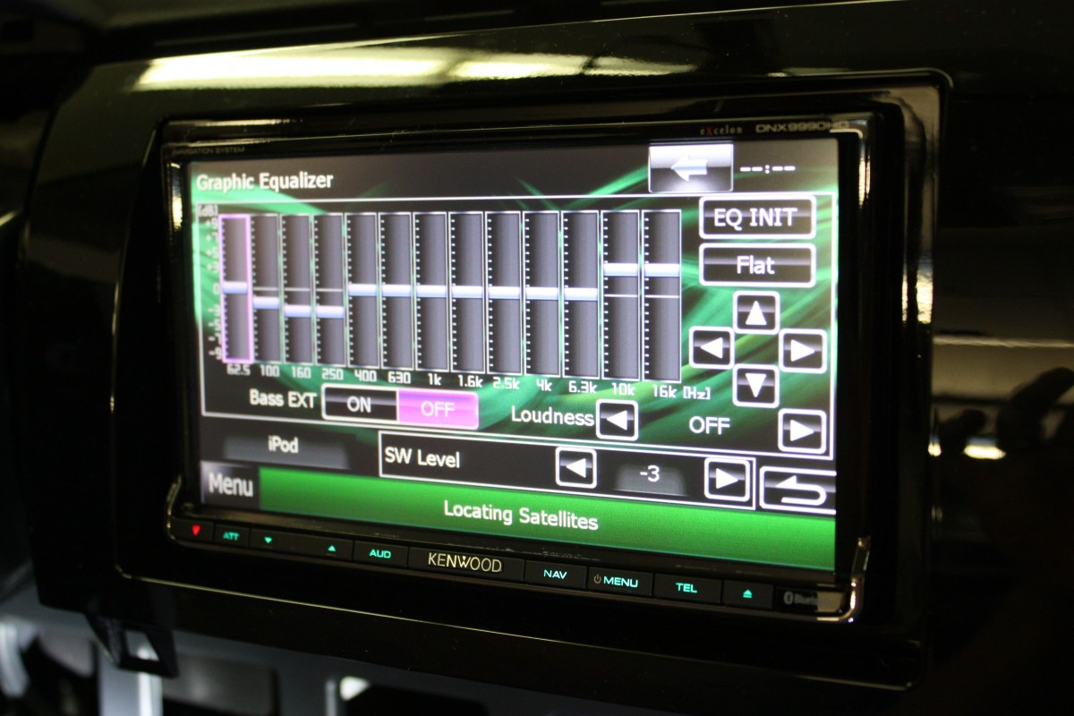 How to properly set an Equalizer in a car audio system - Car