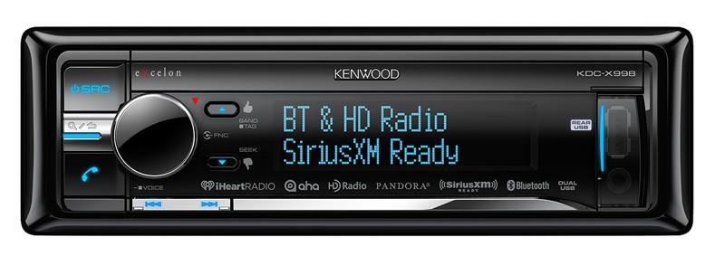 KDC-X998 - Best Single Din Head Unit 2014
