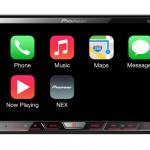 Pioneer's Double Din Touch Screen Car Stereo Featuring Apple Car Play