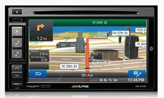 Alpine INE-W940 Car Navigation