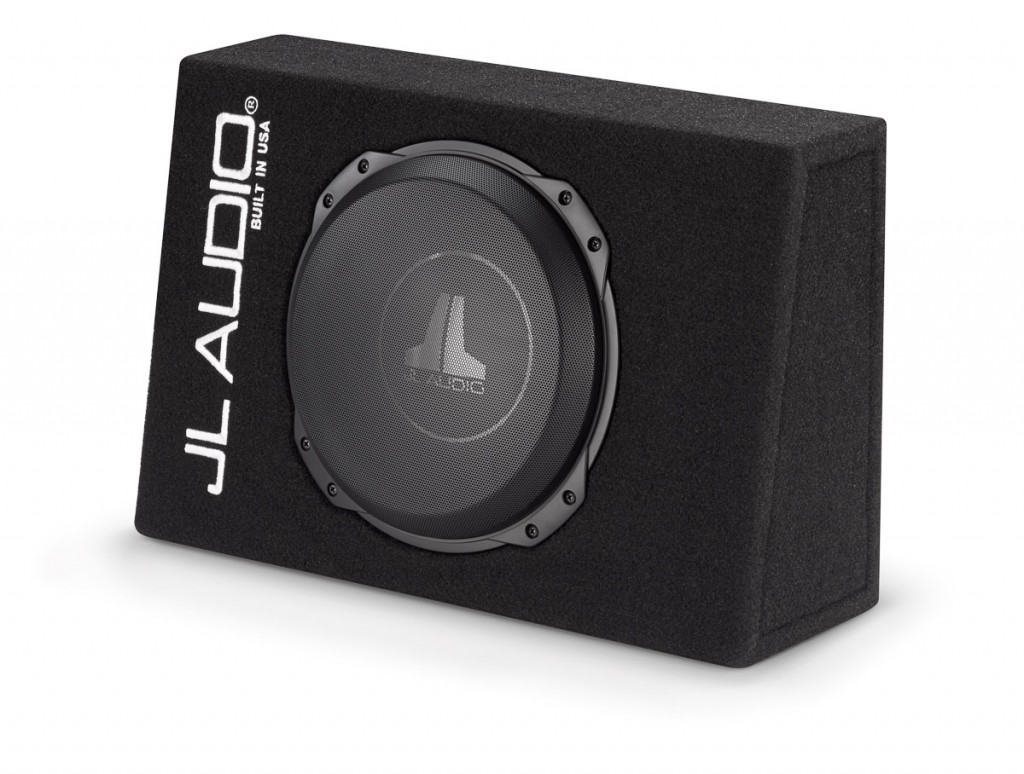 """JL Audio's 10"""" TW3 offers sound quality and performance in a unique space saving design."""