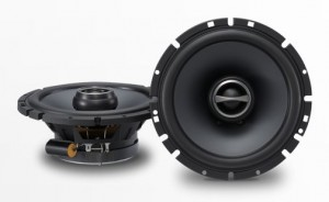 "Example of Entry Level 6.5"" Coaxial Car Audio Replacement Speakers"