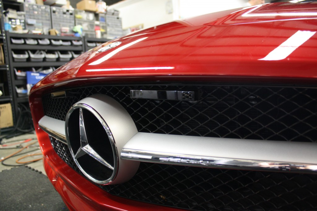 Mercedes SLS AMG K40 Laser