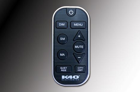 K40 Remote