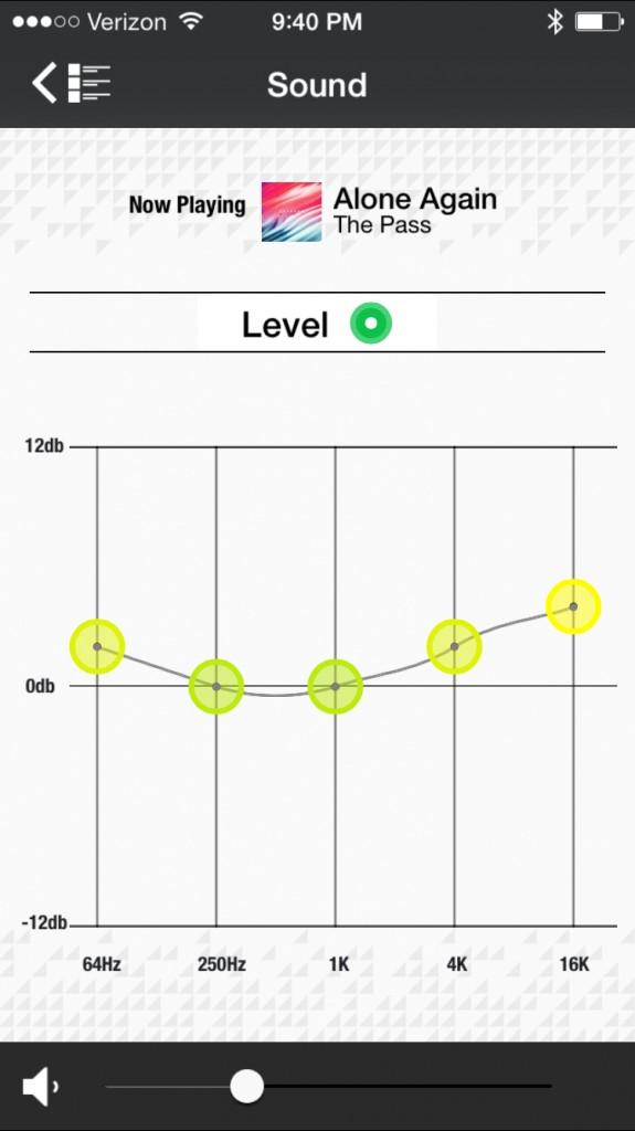 Alpine Headphones Review - Level Play App EQ
