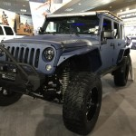Alpine Jeep Wrangler Demo CES 2015