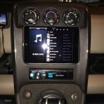 iPad Mini installed in our Honda Element