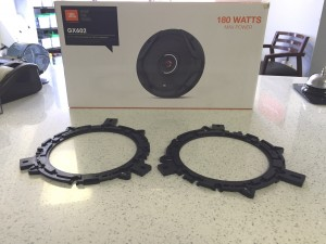 JBL GX602 Review Speaker Adapters