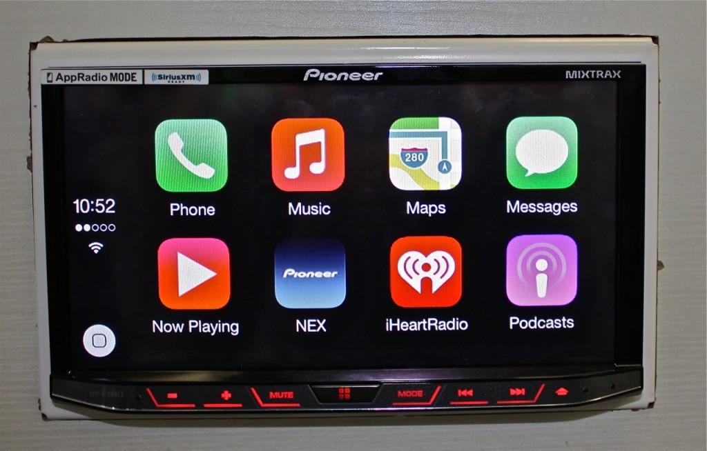 Apple CarPlay Pioneer AVH-4100NEX