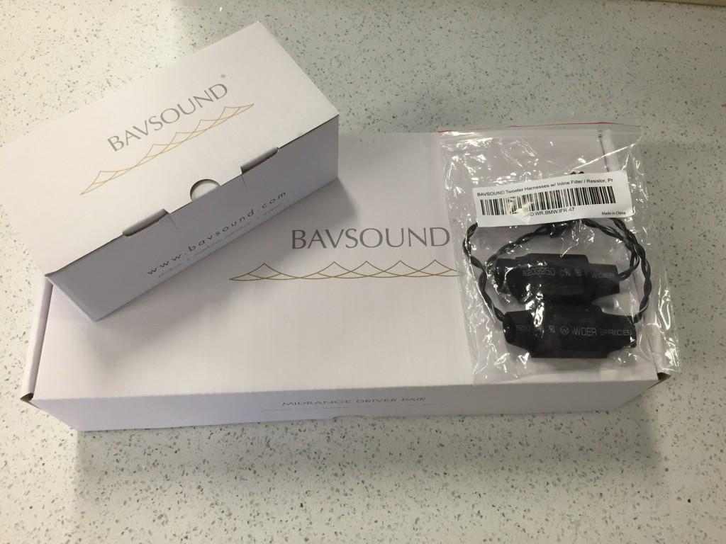 BavSound Stage One Speaker Upgrade - BMW 1 Series