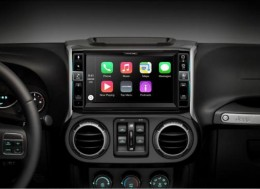 "Alpine i109-WRA - 9"" Jeep Wrangler Apple CarPlay Head Unit"