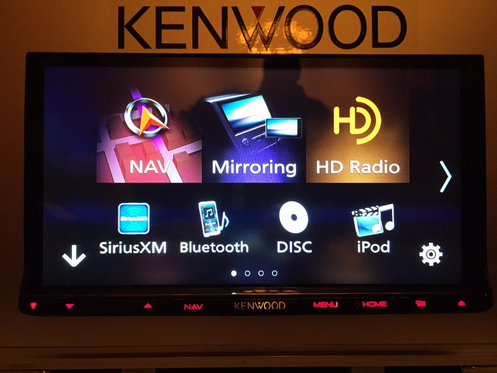Sneak peak at the Kenwood DNX893S - Car Stereo Reviews ... on