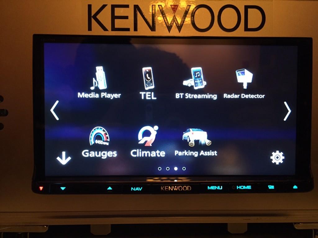 Kenwood DNX893s iDatalink Maestro