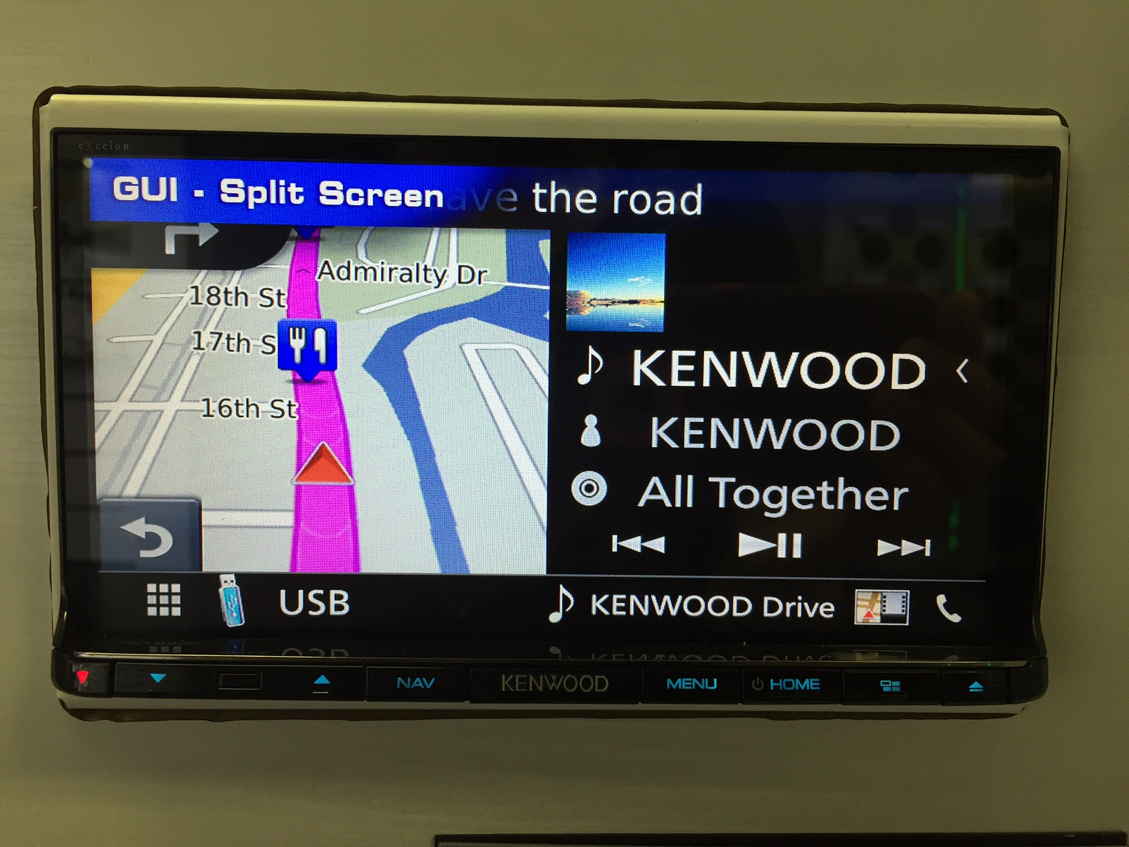 Best Double Din Navigation 2016 - Kenwood DNX893s, Alpine