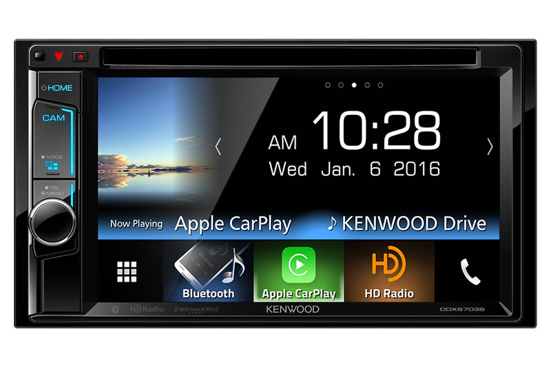 Kenwood DDX6703s CarPlay Head Unit