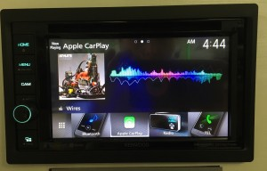 Best Apple CarPlay Stereo 2019 - Kenwood DDX5706S