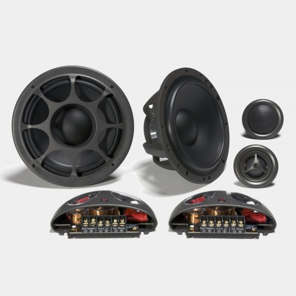 Jeep Wrangler JL Stereo Upgrade - Morel Hybrid 2-way