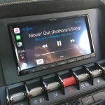 Apple CarPlay Upgrade Lamborghini - Kenwood DMX7706s