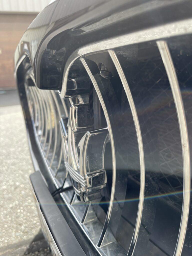 Front Camera Installation Maserati GranTurismo Sport