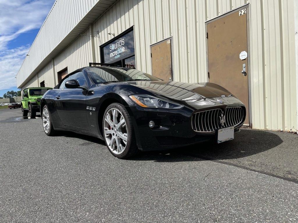 Maserati Apple CarPlay
